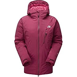 Mountain Equipment Triton Jacket Women Größe S (10) Cranberry