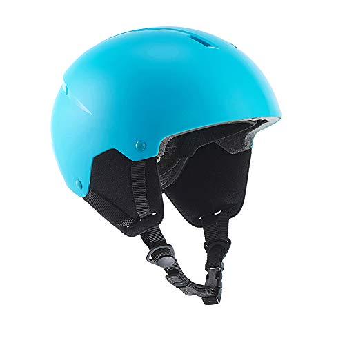 SCJ Leichter Helm für Kinder Outdoor Skihelm, 48-52cm,M