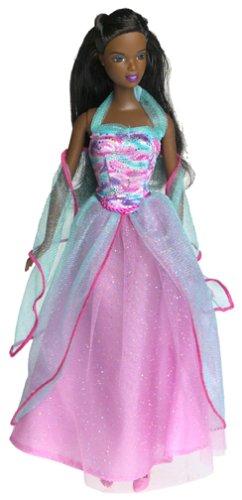 Barbie - 2001 - Magic Jewel / Magischer Juwel - Barbie (Afro-Amerikanisch) mit