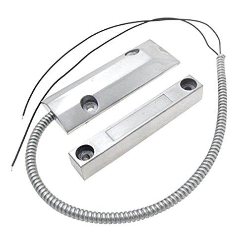 Zink-Legierung Sicherheit Garagentor Rolltor Alarm Magnet Reed-Schalter - Garagentor-sicherheit
