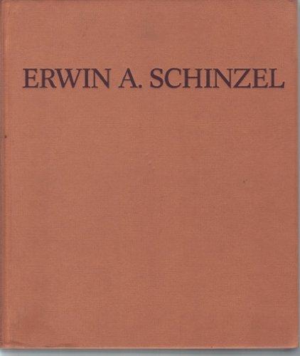 Der Bildhauer Erwin A. Schinzel Skulpturen, Handzeichnungen, Gobelins