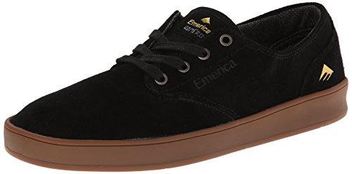 Emerica the Romero, Chaussures de Skateboard Homme Noir (Black Gum 964)