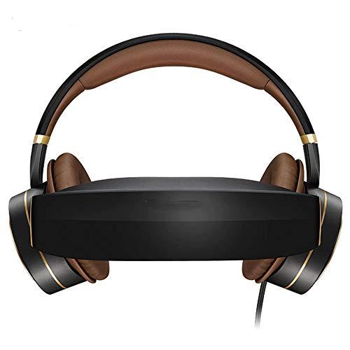 ALWAYZZ 2 GB / 32 GB Full HD 1080 P, Alles in einem mit HiFi-Kopfhörern VR-Headset mit 3D-Virtual-Reality-Funktion, Touch-Control-Kino-Unterstützung Bluetooth WiFi IPD einstellbar,Schwarz
