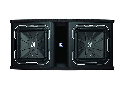 KICKER 41TL7102 Q-Class L7 Bassreflexbox Schwarz Kicker L7