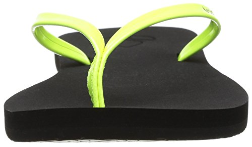 Reef Bliss, Tongs femme Jaune (Neon Yellow)