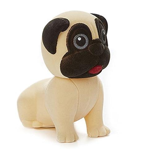 Thumbs Up Nodpug–Bobble Head–Nodding The Pug
