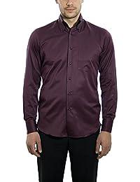 Amazon.es  Dan Roma - Camisas formales   Camisas  Ropa 0cc3f151632e0