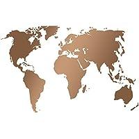 Suchergebnis Auf Amazon De Fur Wandtattoo Weltkarte Dekoartikel