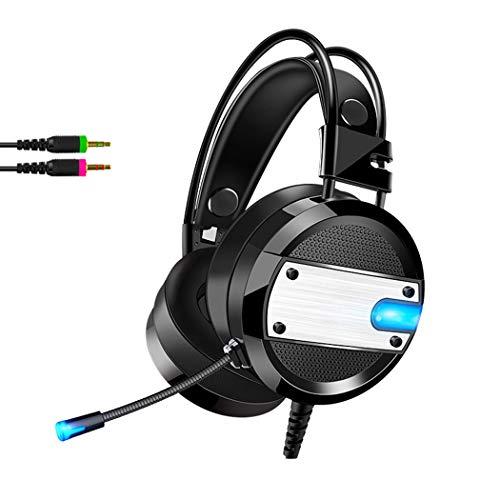 e4377f771733a Z HA Cuffie Gaming USB - Gamer Headset -Suono Surround 7.1 +Isolamento del  Rumore+