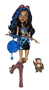 Mattel Monster High X6952 -  Robecca, Puppe