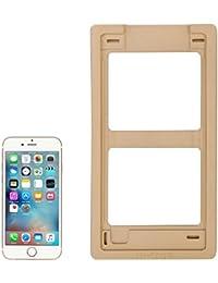 Kits de reparación Pantalla de aleación de aluminio de precisión Restauración de moldes Moldes para iPhone 6s Plus LCD y pantalla táctil