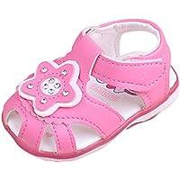 zapatos de bebé BBsmile Iluminación luminosa Sandalias de playa Zapatillas de niña