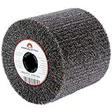 Hierro de hojas de poli-PTX abdeckmaterialien rueda, grano 600, 115 x 100 mm, A00095