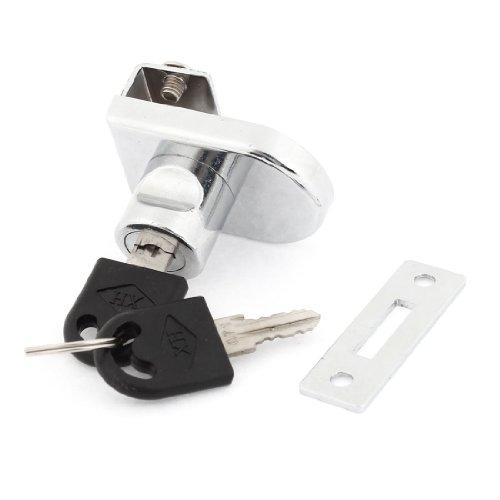 Metallic Boden Zylinder Cam Lock für 10mm Dicke Schrank