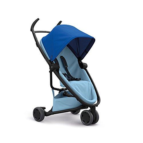 Quinny Zapp Flex Passeggino per Bambini Fronte Retro, Reversibile, Reclinabile, 3 Ruote,...