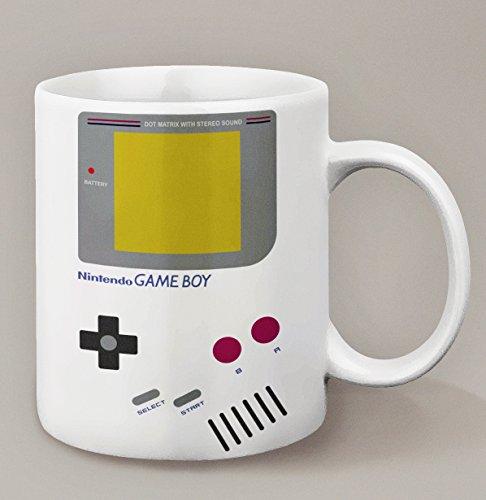 Taza Nintendo Game Boy–Kanto Factory -