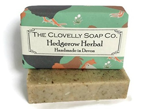 clovelly-soap-co-sapone-naturale-fatto-a-mano-hedgerow-herbal-per-tutti-i-tipi-di-pelle-100-g