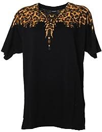 Marcelo Burlon Femme CWAA016S170473621088 Noir Coton T-Shirt
