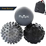 Discover the Healing Powers of Plyopic Therapeutic Porcupine Massage Balls If your daily life is crippled by muscle pain, poor mobility or aching limbs, then massage is an ideal tool to soothe away your pains and effectively improve your athletic per...