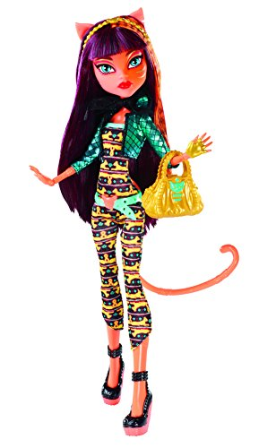 Monster High Freaky Fusion Cleolei ()