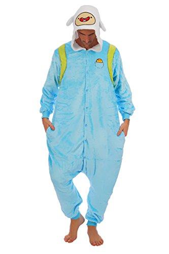 Everglamour Mono/Body Suit, Finn el humano,