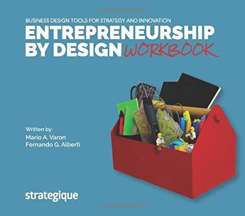Zoom IMG-2 entrepreneurship by design business tools