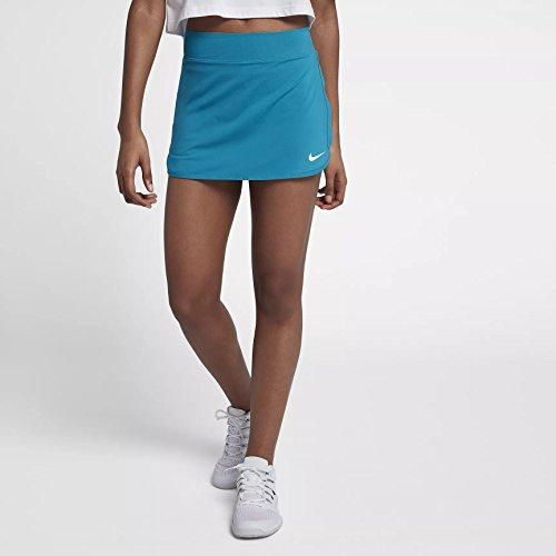 Nike Court Pure Damen Rock, Neo Turq/White, S