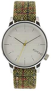Komono KOM-W2300 - Reloj color verde de Komono