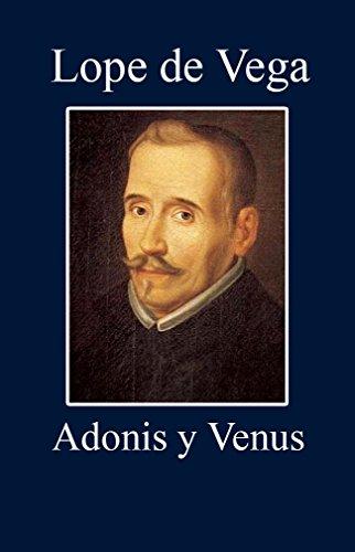 Adonis y Venus por Lope de Vega