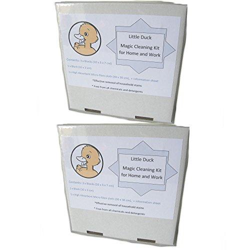 little-duck-magic-kit-di-pulizia-per-casa-e-lavoro-confezione-da-2-con-gomme-e-panni-in-microfibra-u