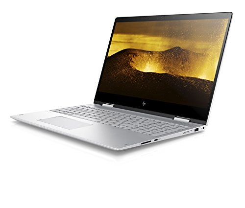 For Sale HP 15-BP107NA 15.6-inch ENVY X360 FHD Convertible Laptop with Stylus (Natural Silver) – (Intel Core i5-8250U, 8 GB RAM, 1 TB HDD Plus 128 GB SSD, Intel HD Graphics 520, Windows 10 Home) Reviews