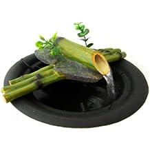 fuente zen para interiores bambuu