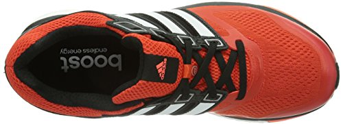 adidas Supernova Glide Boost 6 Herren Laufschuhe Orange (Dark Orange/Running White/Infrared)
