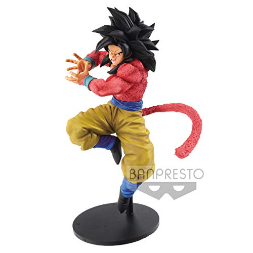 Banpresto Dragon Ball GT, Son Goku x10 Kamehameha Figure, 82517
