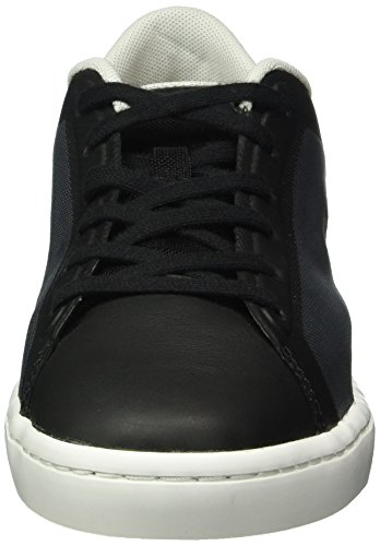 Lacoste Straightset 316 2, Baskets Basses Femme Noir - Schwarz (Blk 024)