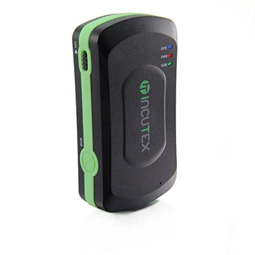 Incutex GPS Tracker TK5000 Peilsender Personen und Fahrzeugortung GPS Sender