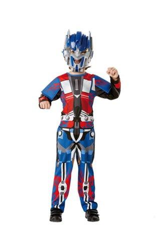 Transformers Optimus Prime Kinderkostüm, (Optimus Prime Anzug)
