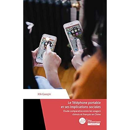 Le téléphone portable et ses implications sociales entres les Chinois et les Français