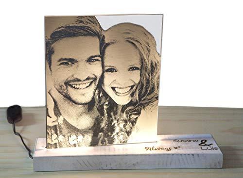 Kostüm Paare Kreativ - Digital-Kreativ, personalisierbar mit Ihrem Foto, ideales Geschenk für Hochzeiten, Kostüme, Paare