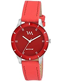 Watch Me Analogue Quartz Branded Watch for Girls and Womens WMAL-211new