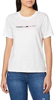 Tommy Hilfiger Kadın Tjw Amerıcana Logo Tee Tişört