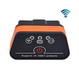 Vgate iCar2 WiFi Scanner Auto lettore di codice OBD2 OBDII Strumento diagnostico Interfaccia per iOS iPhone iPad Android…