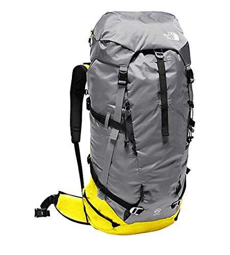 The North Face Summit Series Phantom 50 Hiking Backpack Blazing Yellow/Mid Grey S/M North Face Summit Series