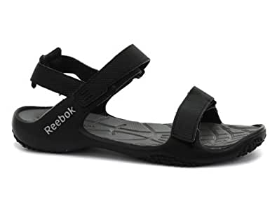 Golc Shoes Black Grey Sandals