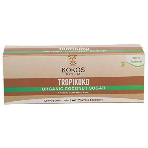 Kokos Natural Tropikoko Organic Coconut Sugar, 125g
