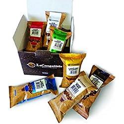 LaCompatibile NESPRESSO ® - 35 Capsule Compatibili di caffè - Cofanetto assaggio
