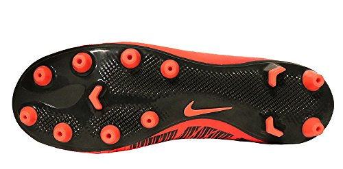 Nike Banks Ii Gtx, Chaussures de Football Homme Multicolore (University Red/black-bright Cr)