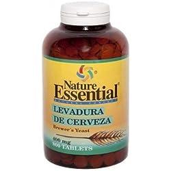 Levadura De Cerveza 800 comprimidos de 400 mg de Nature Essential
