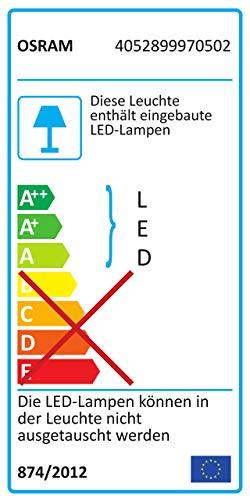 Osram LED Light Batten Lichtbund-Leuchte, für innenanwendungen, Kaltweiß, 1178 mm x 23, 0 mm x 41, 0 mm -