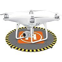 bescita plegable LED luces en H Array Landing Pad extensible Launch Pad aterrizaje dronepad helipuerto helipuerto Pad para DJI Mavic Air/DJI Spark/DJI Mavic Pro